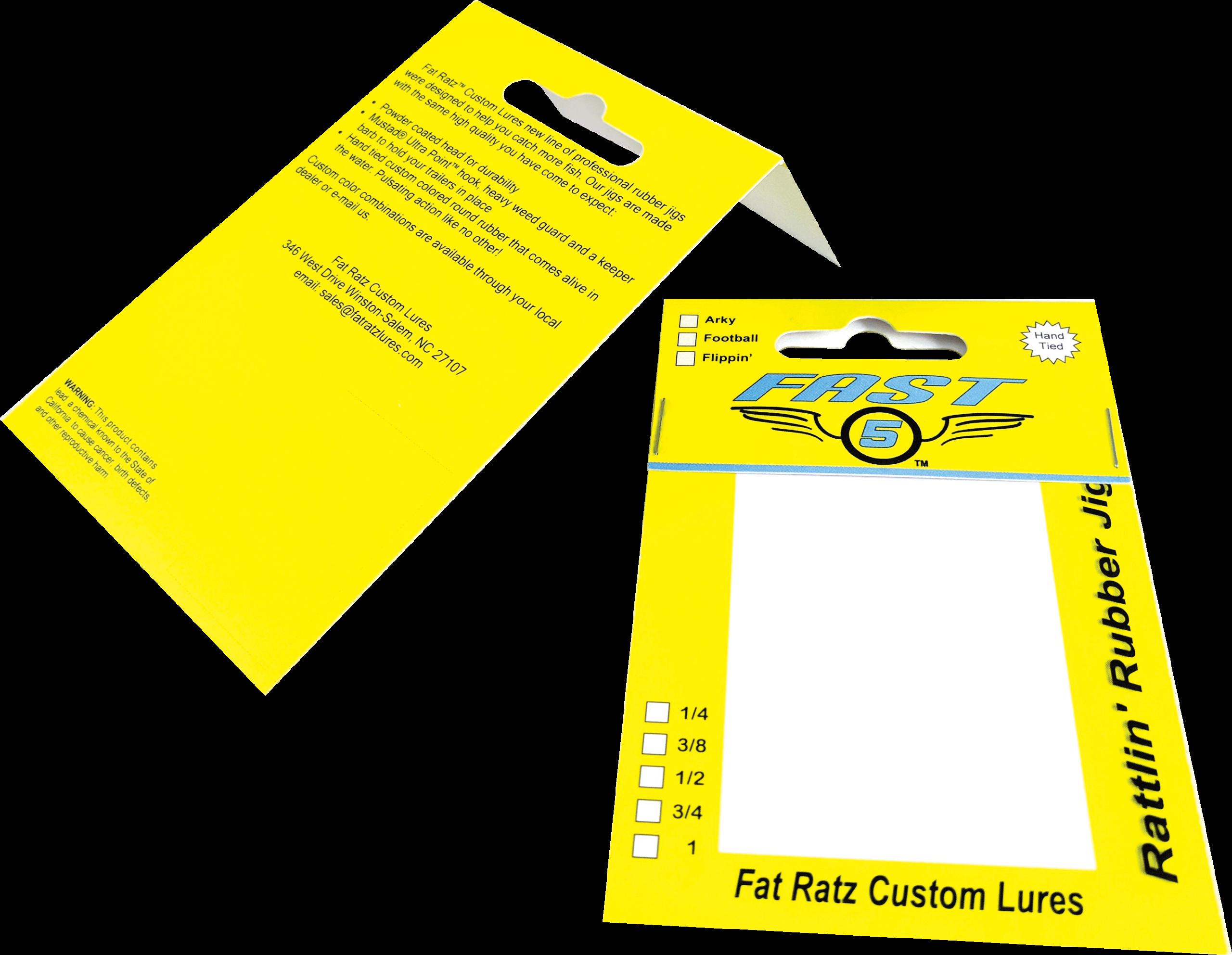 Poly Custom Print Label
